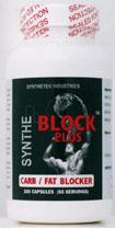 SyntheBLOCKplus - Carb/Fat Blocker & Protein Optimiser