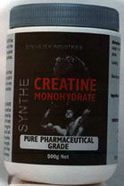 SyntheCREATINE - Creatine Monohydrate
