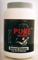 SynthePURE - Pure Whey Protein Isolate